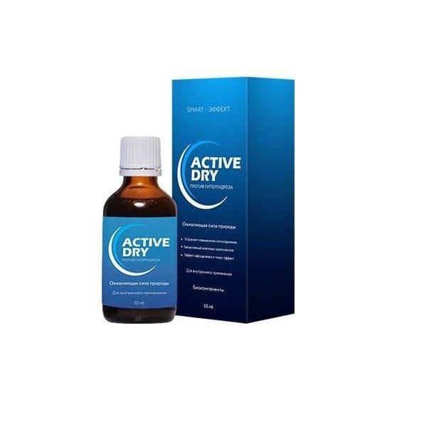 Концентрат Active Dry от гипергдроза (потливости) 50 мл