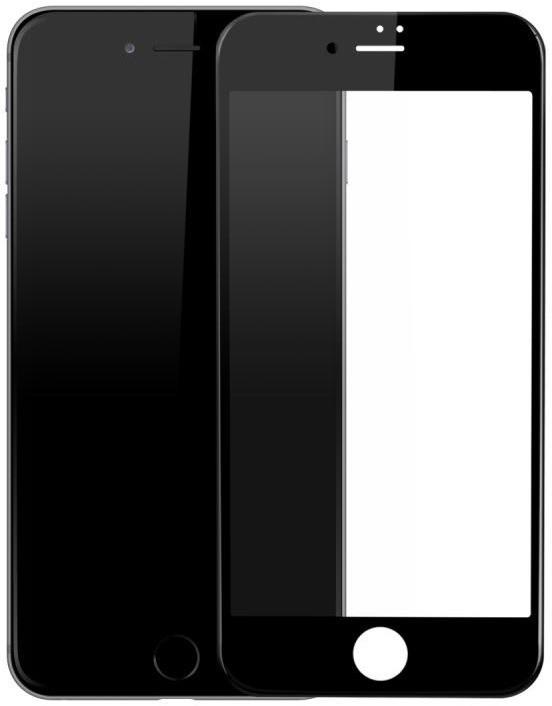 Защитное стекло ROCK Full Screen Tempered Glass Matte (2.5D) 0.26MM iPhone 8/7 Black