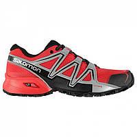 Кроссовки Salomon Salomon Speedcross Vario 2 Trail Running Fiery Red - Оригинал, фото 1