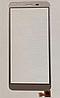 Оригинальный тачскрин / сенсор (сенсорное стекло) для S-TELL M630 (золотой цвет)