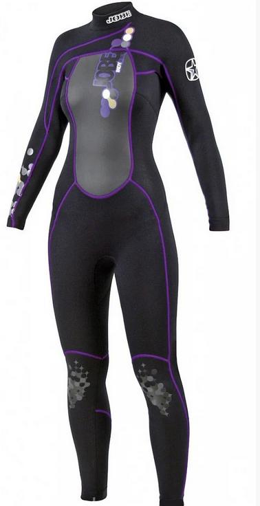 Гідрокостюм жіночий Jobe Full Suit Indy Purple XS