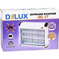 Ловушка для комаров, мух, мошек на 70м² Delux AKL-17