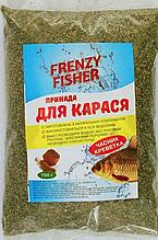 Прикормка Frenzy Fisher Для Карася (чеснок креветка) 0,75 кг