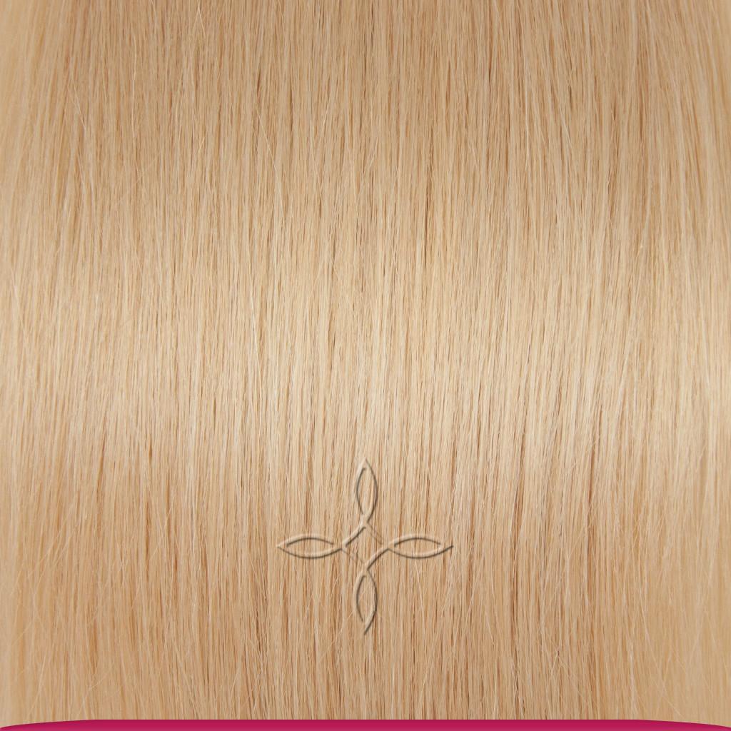 Натуральные Славянские Волосы на Лентах 50 см 100 грамм, Блонд №101