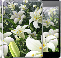 "Чехол на iPad 5 (Air) Белые лилии ""2686c-26"""