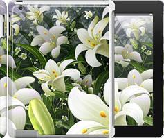 """Чехол на iPad 2/3/4 Белые лилии """"2686c-25"""""""