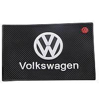 Антиковзаючий килимок в машину на торпеду Volkswagen