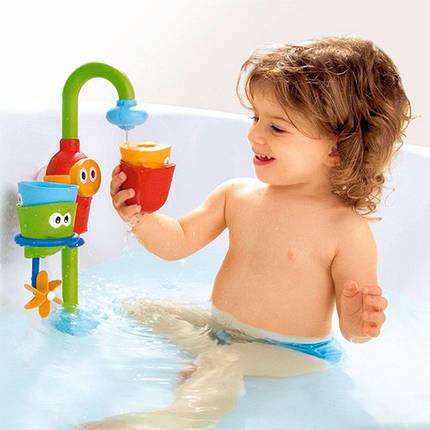 Развивающая игрушка для купания Волшебный кран Baby Water Toys, фото 2