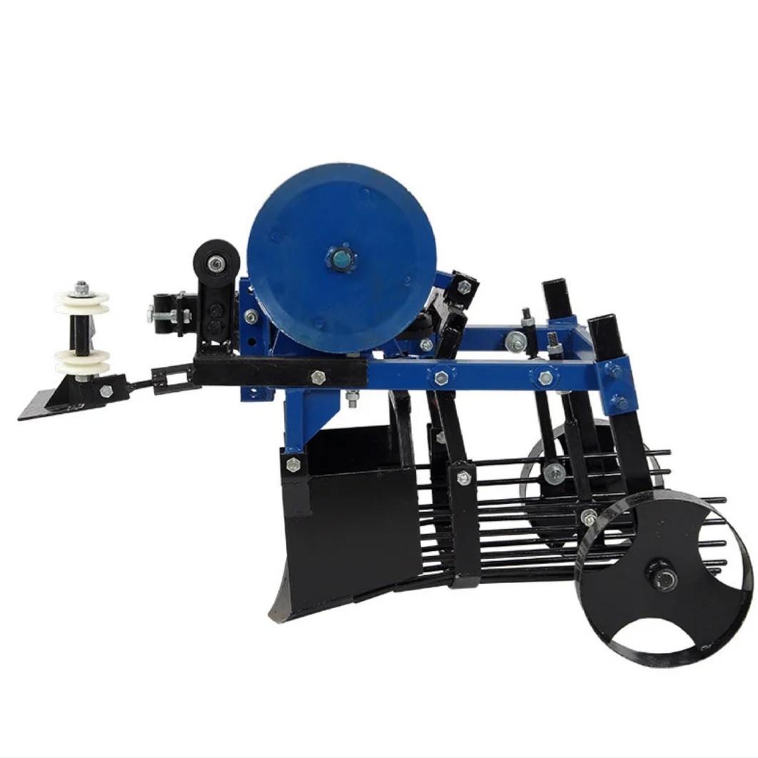 Картоплекопач вібраційний ремінний Zirka-105 Преміум (двухексцентр.)
