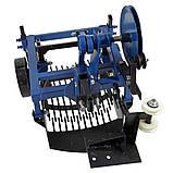 Картоплекопач вібраційний ремінний Zirka-105 Преміум (двухексцентр.), фото 4