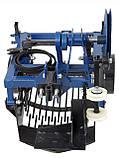 Картоплекопач вібраційний ремінний Zirka-105 Преміум (двухексцентр.), фото 3