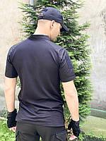 """Рубашка тактическая """"DEFENDER"""" BLACK, фото 3"""