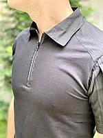 """Рубашка тактическая """"DEFENDER"""" BLACK, фото 8"""