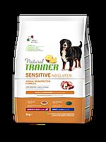 Сухой корм Natural Trainer Dog Sensitive Adult Medium&Maxi With Duck для собак средних и крупных пород 3 кг.