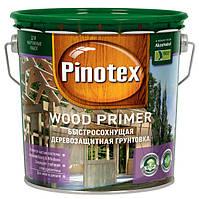 Грунтовка для дерева PINOTEX WOOD PRIMER (Вуд праймер) 3л, фото 1
