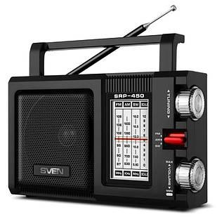 Радиоприемник Sven SRP-450 Black