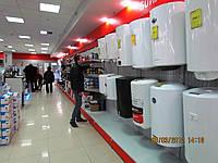 Стеллажи торговые под бойлеры кондиционеры в магазины бытовой техники, фото 1