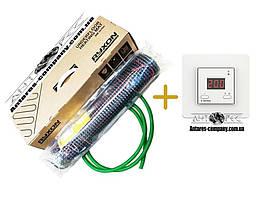 Нагревательний мат Ryxon HM-200 (1 м2) с цифровым Terneo ST (KIT 6102)