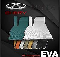 Автоковрики EVA Chery