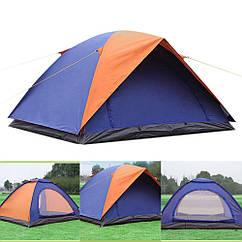 Супер палатка трансформер, California FRT-216 туристическая двух местная 200x150x110 см