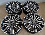 """22"""" оригинальные колеса на Range Rover Velar  style 9007, фото 3"""