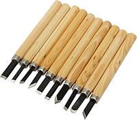 Инструменты для резьбы по дереву DOERSUPP Набор 12 шт.