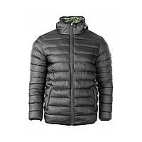 Куртка двухсторонняя Magnum Cameleon BLACK OLIVE GREEN XL Черный Оливковый T20-4165BKOG-XL, КОД: 260876