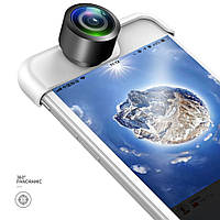 Панорамный объектив 360 градусов для Айфон (7, 7plus, 8, 8plus, X, XS)