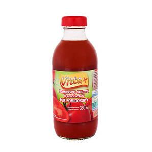 Сік Anna (Vitta Plus) томатний  0,3 л 12 шт/ящ