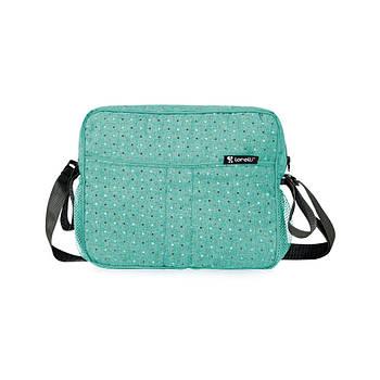 Универсальная сумка для коляски Lorelli Mama Bag Зеленая (10040081704)