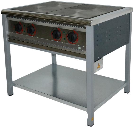 Плита електрична Арм-Еко ПЕ-4/полімер.