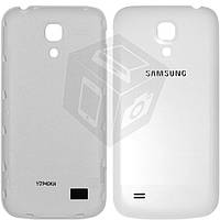 Задняя крышка батареи для Samsung Galaxy S4 mini i9190, белый, оригинал