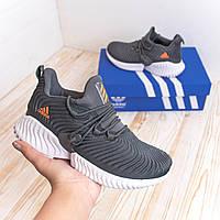 Adidas Alphabounce серые адидас кроссовки кросовки кеды женские