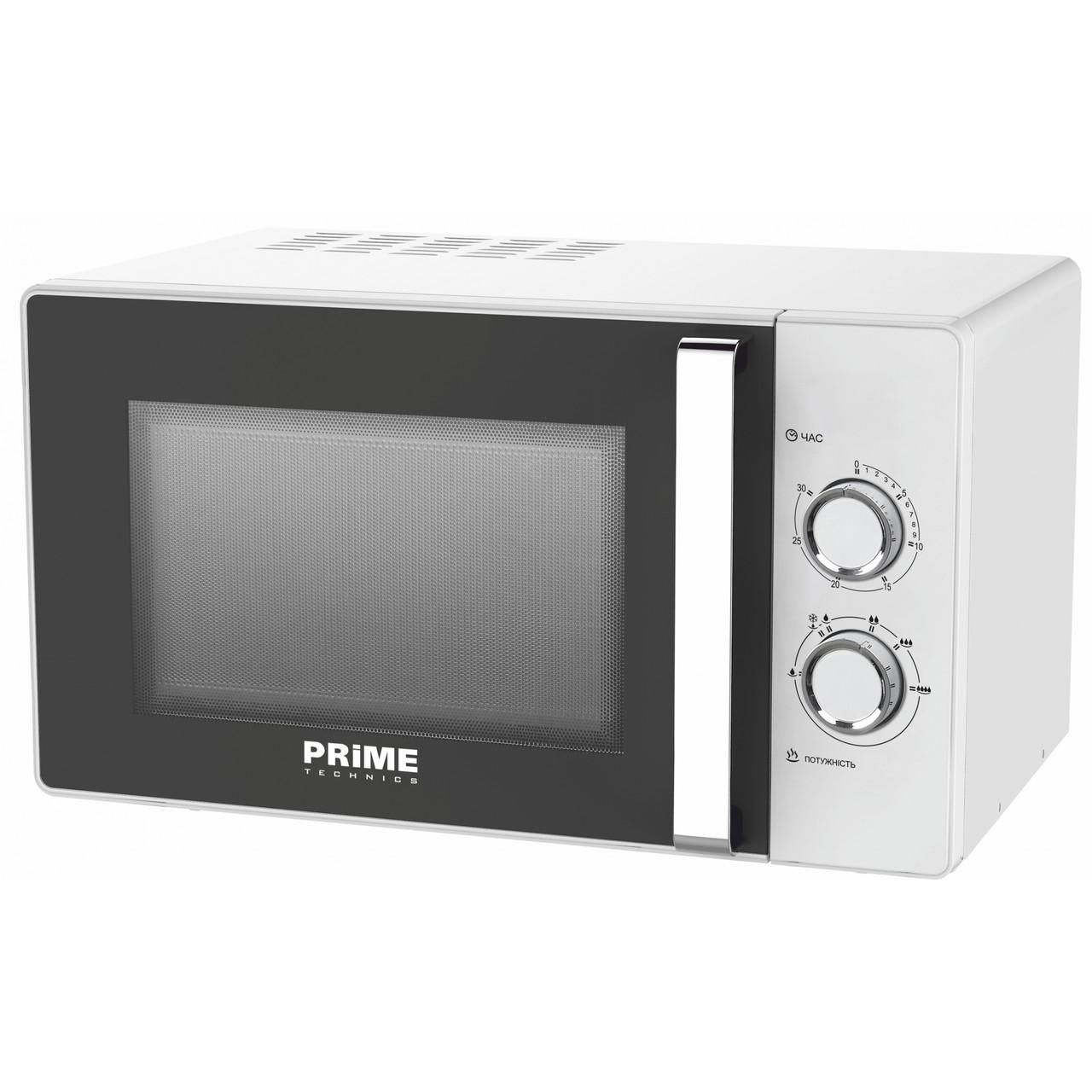 Мікрохвильова піч Prime Technics PMW 23861 HW