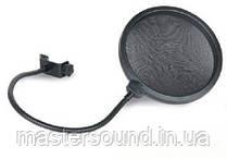 Поп-фильтр для микрофона Kool Sound WS-06