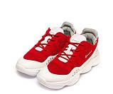 Кроссовки ROOBA MH137126(36-40)красные, фото 3