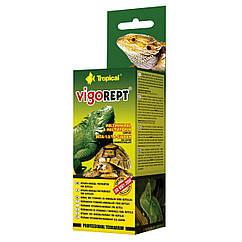 Комплекс витаминов и минералов Tropical «Vigorept» с для всех видов рептилий 85 г