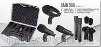 Набор микрофонов Carlsbro CMD50B