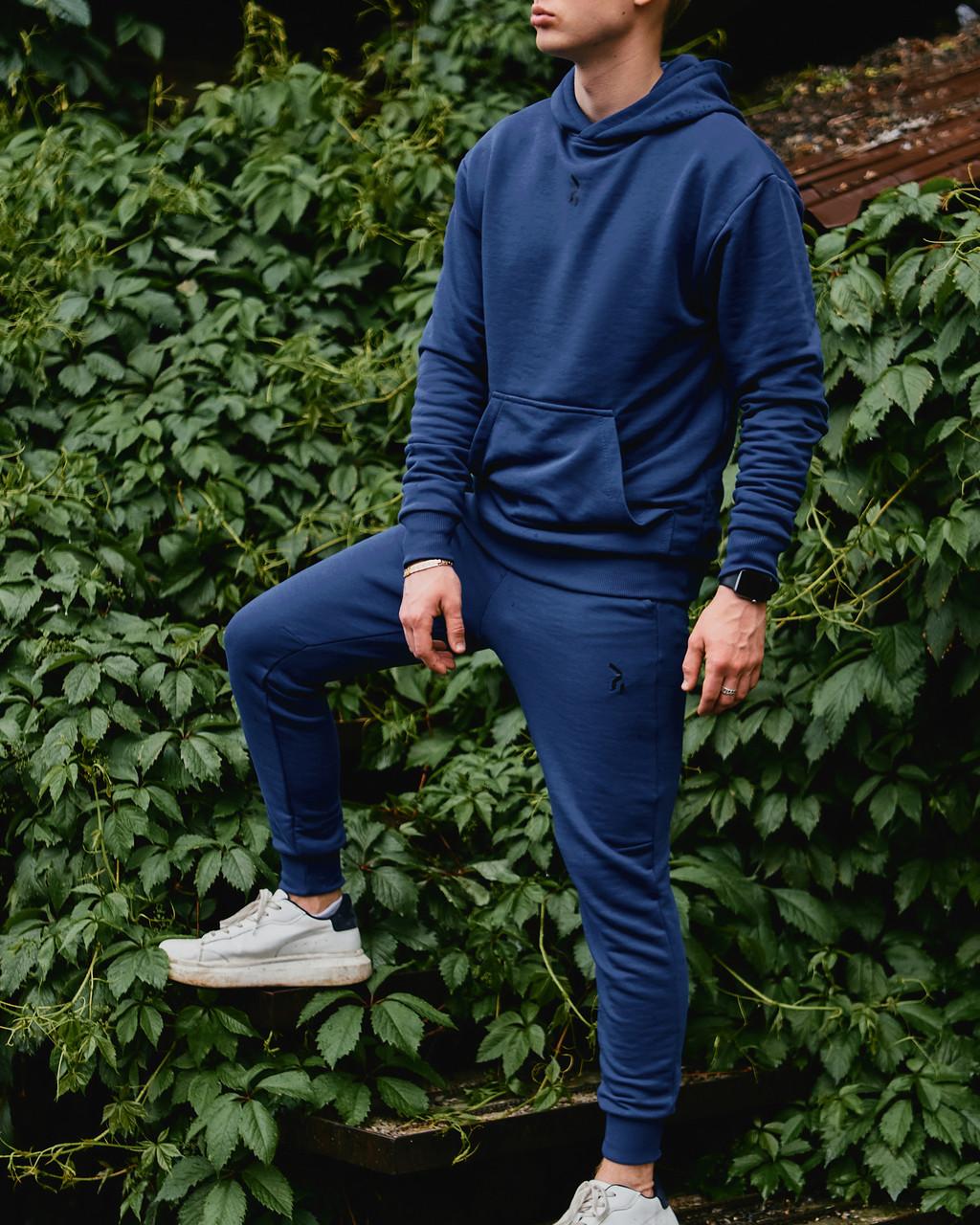 Спортивний костюм унісекс Пушка Огонь Classic колір Джинс