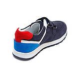 Кроссовки Sibel Bebe 9936(31-36)синие, фото 3