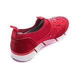 Кроссовки  Minibel 17F16121 красные (31-36), фото 4