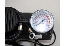 Воздушный компрессор Air Compressor 300pi DC-12V PSI в авто портативный насос многофункциональный, фото 3