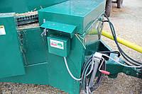 Дробилка тюкованной соломы работающая от вала отбора мощности трактора