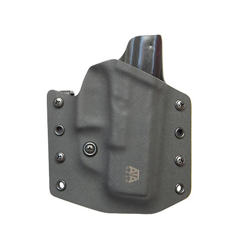 Кобура поясная пластиковая ATA Ranger Glock 19
