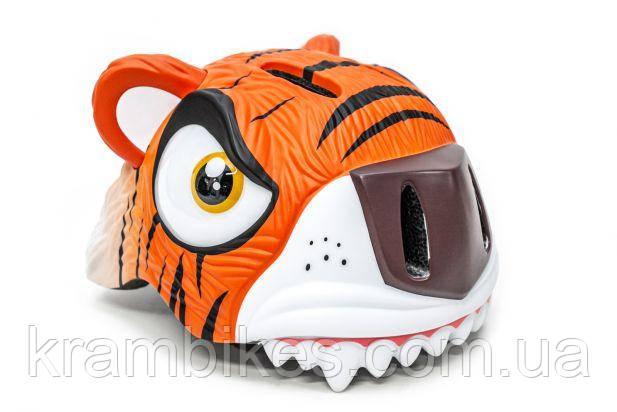 """Шлем СIGNA - WT-029 """"Оранжевый тигр"""" (49-55см)"""