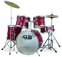Ударная установка DB Percussion DB52-41 Wine Red