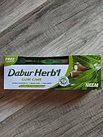 Зубная паста Dabur Ниим, Dabur Herb l Neem Natural Toothpaste, 150 гр + щётка