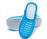 Кроксы Super Gear 233-4 голубые, фото 2