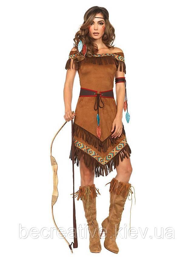 Женский карнавальный костюм индийский