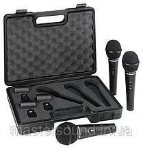 Комплект микрофонов Behringer XM1800S 3 PACK
